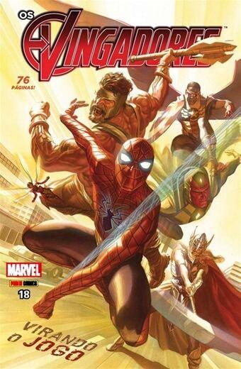 Os Vingadores - Edição 18 - Virando o jogo