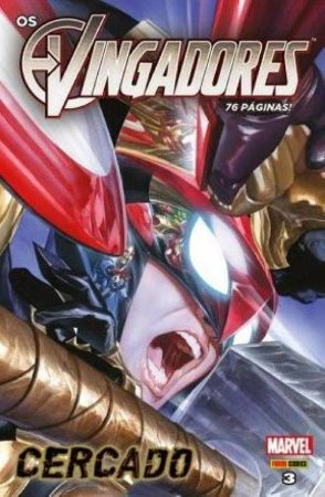 Os Vingadores - Ed. 3