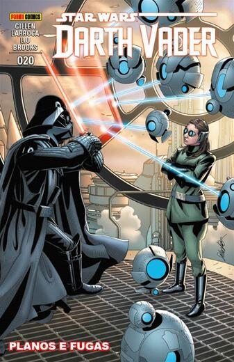 Star Wars: Darth Vader - Edição 20 Planos e fugas