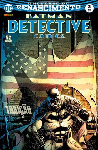Detective Comics: Renascimento - Edição 2