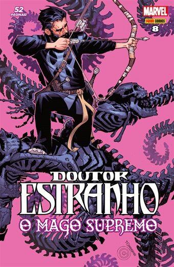 Doutor Estranho - Edição 8