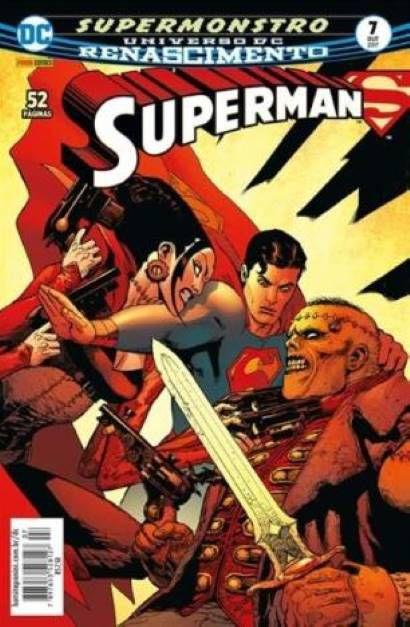 Superman: Renascimento - Edição 7