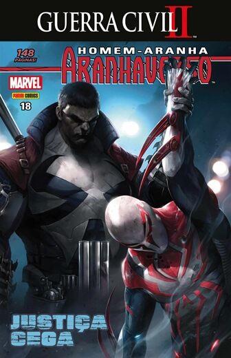 Homem-Aranha: Aranhaverso - Edição 18