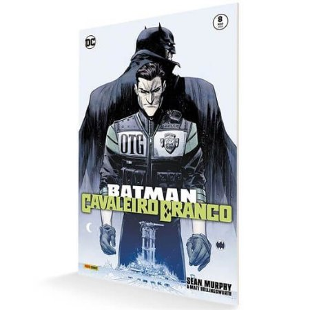 Batman: Cavaleiro Branco - Edição 8