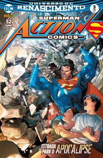 Action Comics: Renascimento - Edição 3