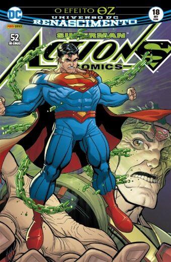 Action Comics: Renascimento - Edição 18