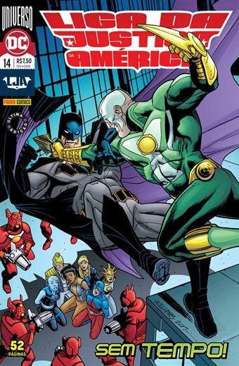 Liga da Justiça da América: Universo DC - Edição 14