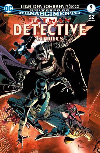 Detective Comics: Renascimento - Edição 9