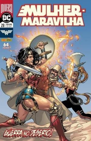 Mulher-Maravilha: Universo DC - 28