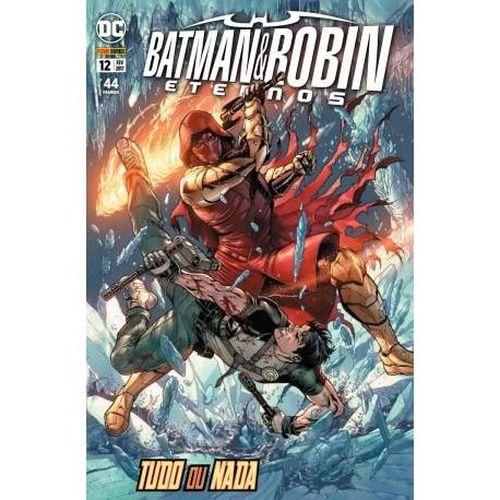 Batman e Robin - Eternos - volume 12