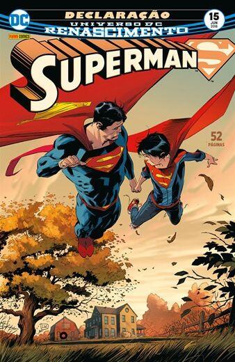 Superman: Renascimento - Edição 15