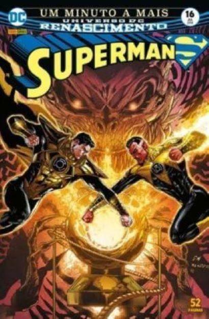 Superman: Renascimento - Edição 16
