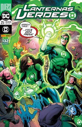 Lanternas Verdes: Renascimento - 25