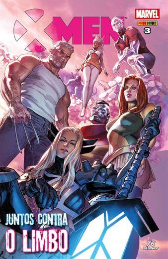 X-Men - Edição 3