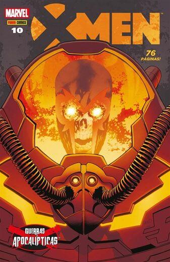 X-Men - Edição 10