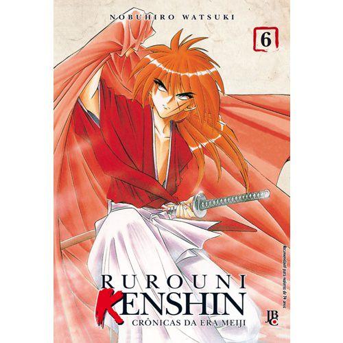 Livro - Rurouni Kenshin - Vol. 6