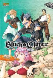 Black Clover - Edição 7