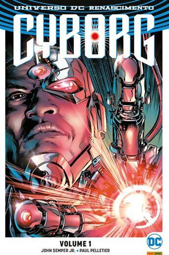 Cyborg: Renascimento - Volume 1