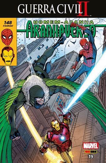 Homem-Aranha: Aranhaverso - Edição 19