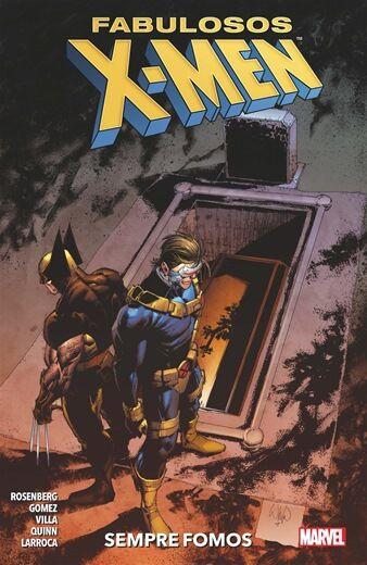 Fabulosos X-Men - Volume 4