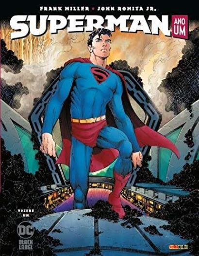 Superman - Ano Um - Volume 1