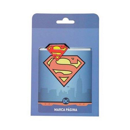 Marcador de Página DC Comics Superman Logo