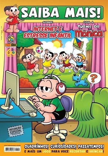 Saiba Mais - Edição 145 - Internet e estresse infantil