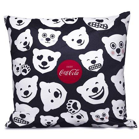 Capa de Almofada: Coca-Cola Polar Bears