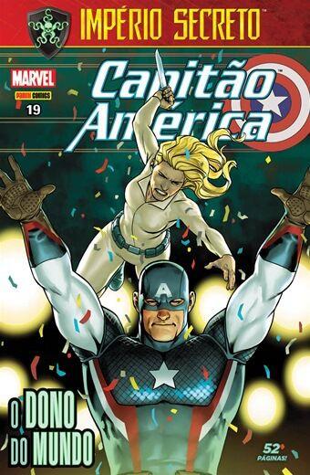 Capitão América - Edição 19
