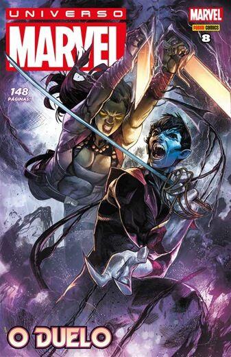 Universo Marvel - Edição 8
