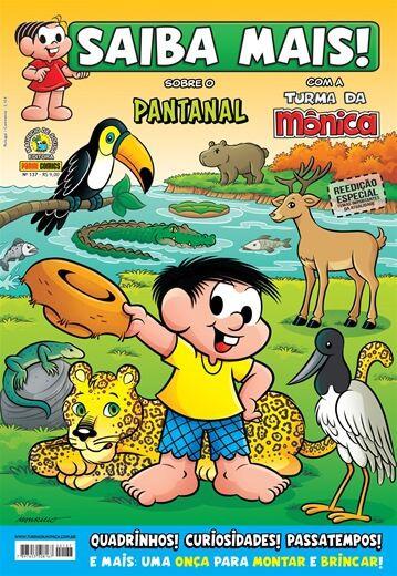 Saiba Mais - Edição 137 Pantanal
