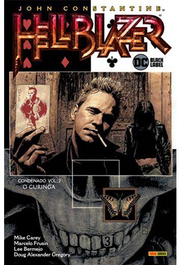John Constantine, Hellblazer: Condenado - Volume 2