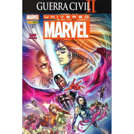 Universo Marvel vol 13
