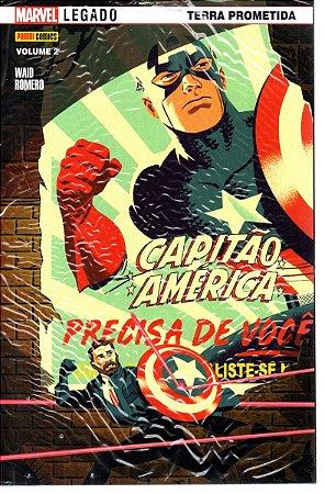 Capitão América vol 02