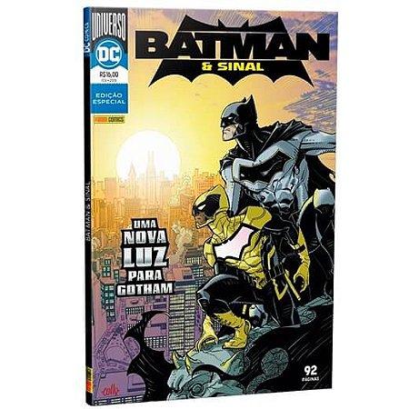 Batman & Sinal - Edição Especial - Uma Nova Luz para Gotham
