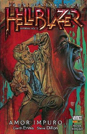 John Constantine, Helblazer: Infernal - Volume 5 - Amor Impuro
