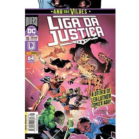 Liga da Justiça: Renascimento - 15 / 38 - A Oferta de Lex Luthor
