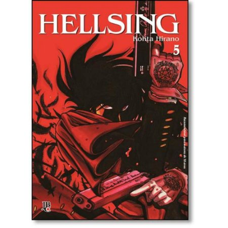 Hellsing - volume 5