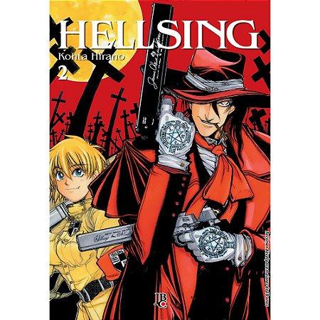Hellsing - Volume 2