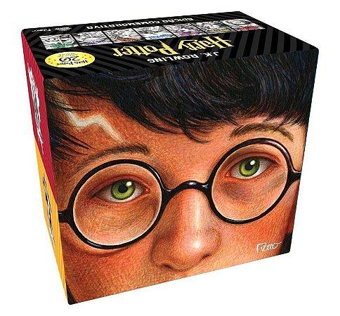 Box Comemorativo 20 Anos de Harry Potter