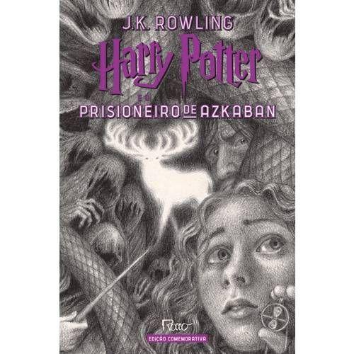 H.P e o Prisioneiro de Azkaban Ed Comemorativa 20 anos