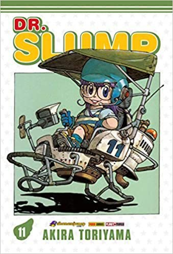 Dr. Slump Volume 11