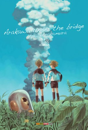 Arakawa Under the Bridge - Volume 13