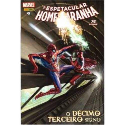 O Espetacular Homem-Aranha vol.06