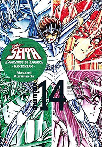 Cavaleiros do Zodíaco - Saint Seiya Kanzenban - Volume 14