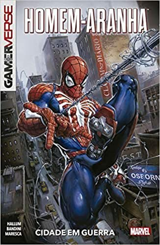 Homem-Aranha: Cidade em Guerra