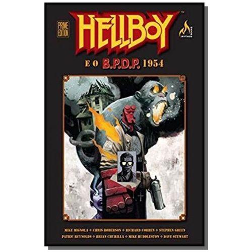 Hellboy E O B.p.d.p. 1954