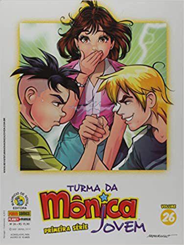 Turma da Mônica Jovem - Primeira Série Volume 26