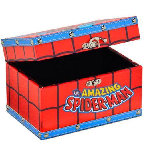 Caixa Organizadora Homem Aranha
