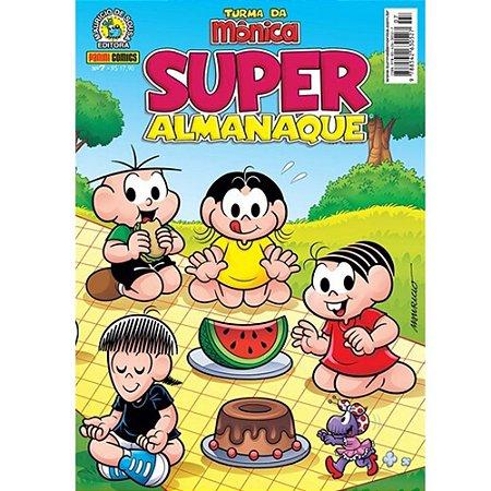 Superalmanaque da Turma da Mônica - 07